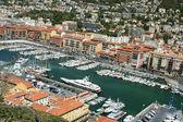 Yacht marina — Stock Photo