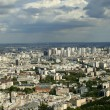 Stock Photo: Paris cityscape