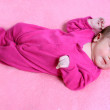 Newborn baby girl — Stock Photo #2774699