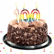 One hundred birthday or anniversary — Stock Photo