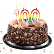 One hundred birthday or anniversary celebration - Foto Stock