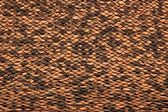 Abstract texture tiled roof — Stock Photo