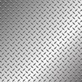 Metalen textuur — Stockvector