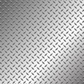 Textura metálica — Vector de stock