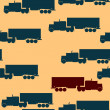 Stock Photo: Truck pattern