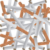 Cigarettes — Stock Photo