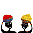 African women - Stock Photo