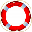 Life buoy — Stock Photo #3264908