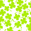 Clover leaves — Stock Photo #3342108