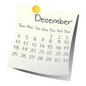 Prosinec 2011 — Stock fotografie
