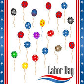 Labor day — Stock Photo