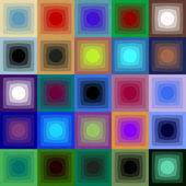 Optical art — Stock Photo