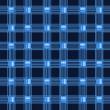 Blue stripes background — Stock Photo