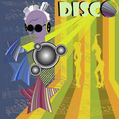 Disco — Stock Photo