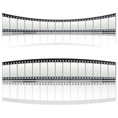 35mm film strip — Stock Photo