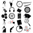 Various web icons — Stock Photo