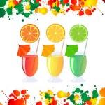 Summer refreshments — Stock Photo #3574941