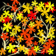 Floral background — Foto de Stock
