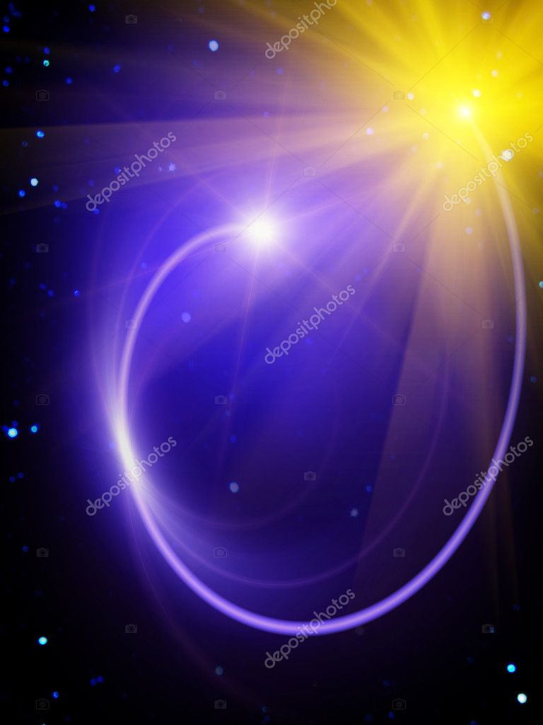 Sky  night  star — Stock Photo #2822852