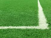 Field football — Stock Photo