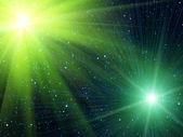 Sun stars Universe — Stock Photo