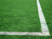 Field football stadium — Стоковое фото