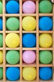 Spheres inflatable toy — Stockfoto