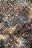 Relief surface metal old — Stock Photo