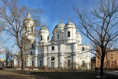 Prince Vladimir Cathedral — Stock Photo