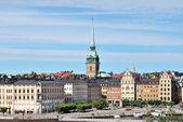 Estocolmo. cidade velha — Fotografia Stock