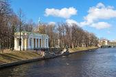 St. Petersburg. Mikhailovsky garden — Stock Photo