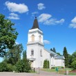 Hamina, Finland. Church Vehkalahti, 14 century — Stock Photo