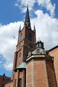 Stockholm, Knight's Church — 图库照片
