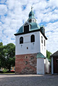 Porvoo, Finland. Medieval bell-fry — Stock Photo