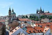 Prague Hradczany — Stock Photo