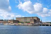 Stockholm, Kunliga Slottet — Stockfoto