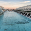 City of Arts and Sciences, Valencia - Stok fotoğraf