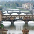 Panoramic View of Florence — Stock Photo
