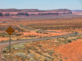 Monument Valley, U.S.A. — Stock Photo