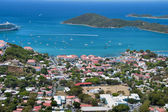 Colours of Saint Thomas — Stock Photo