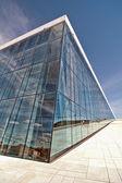 Opera house, oslo — Stockfoto