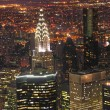 Night View of New York City — Stock Photo #3167846