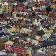 Architecture of Bergen, Norway — Stock Photo