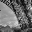 Tour Eiffel, Paris, 2006 — Stockfoto