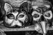 Venice Masks, 2007 — Stock Photo