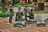Singapur — Stockfoto