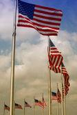 Washington monumento — Fotografia Stock