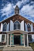 Church in Saint Maarten Island — Stock Photo