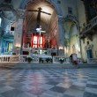 Chiesa del Carmine, Pisa — Stock Photo