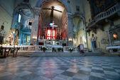 Chiesa del carmine, pisa — Foto Stock